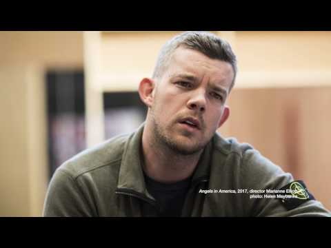 Angels in America | Russell Tovey on Joe Pitt