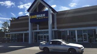 I Took My Nissan Skyline GT-R To CarMax For an Appraisal