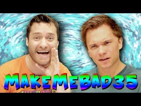 5 HILARIOUS IMPRESSIONS – MakeMeBad35 vs Brock Baker