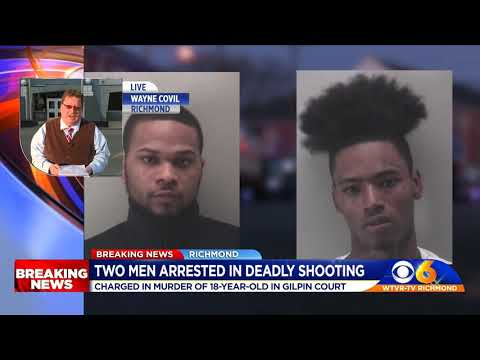 Men arrested after teen killed at Richmond apartment