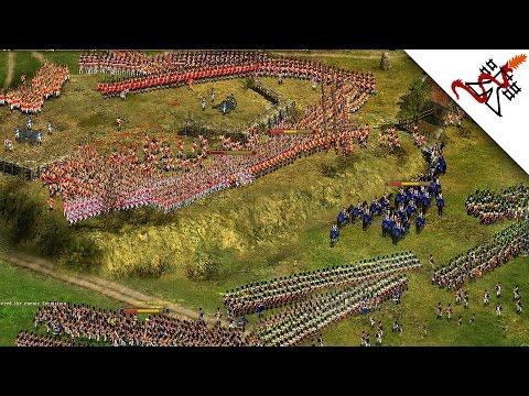 Cossacks 2: Battle for Europe - BATTLE OF WATERLOO [VERY HARD/1080p/HD]