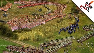 Cossacks 2: Battle for Europe - BATTLE OF WATERLOO [VERY HARD/1080p/HD]