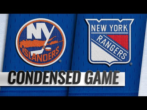 11/21/18 Condensed Game: Islanders @ Rangers