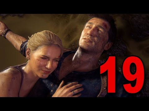 Uncharted 4 Walkthrough - Chapter 19 - Avery's Descent (Playstation 4 Gameplay)