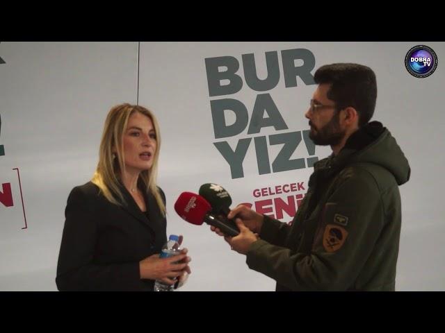 Gelecek Partisi İletişim Başkanı DR. Neslihan ÇEVİK ile Söyleşi
