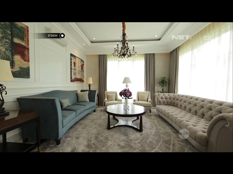 D'SIGN - Classic Modern House At Alika Islamadina's House