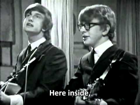 Peter & Gordon: A World Without Love 1964 High Quality Stereo Sound, Subtitled