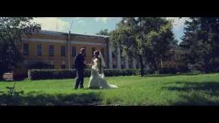 Свадьба Александр и Евгения 11.08.2013