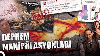 Bize Yalan Söylediler - Elazığ Depremi, Dyson Lin, HAARP, Coronavirus, Babil Dizisi (17. Bölüm)