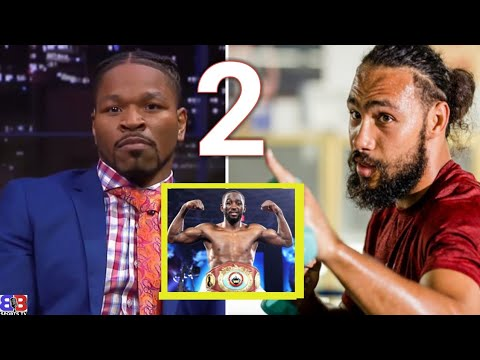 (WOW) SHAWN PORTER VS KEITH THURMAN 2 SET FOR SPRING ! PROVES BOTH WANTED TERENCE CRAWFORD FIGHT !  