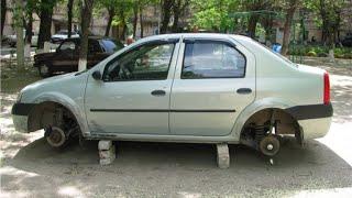 Секретные болты на колеса. Защита от кражи колес