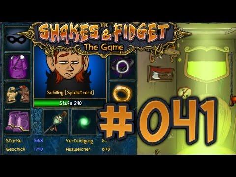 Shake Spiele