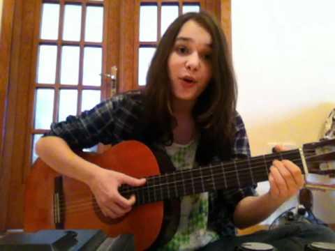Satellite - Lena Meyer (Eurovision 2010) Guitar Cover