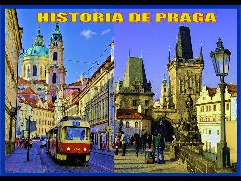 Historia de Praga-Rep.Checa-Producciones Vicari.(Juan Franco Lazzarini)