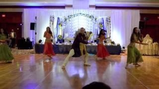 Balle balle, Nagada nagada, & Discowale khisko - by Haseen Dance Company