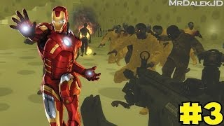 """""""iron Man In Zombies!"""" - Custom Zombies """"cheese Cube Unlimited"""" Finale! (cod Waw Custom Zombies)"""