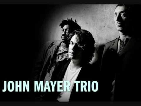 john mayer trio covered in rain