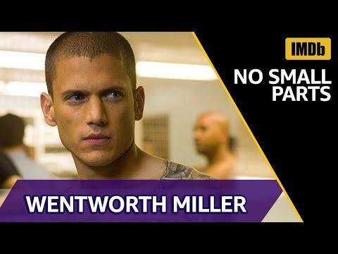 No Small Parts IMDB Exclusive: Wentworth Miller