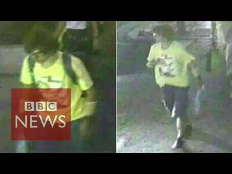 Bangkok bombing: CCTV of suspect emerges - BBC News