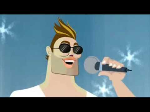 Jan Thomas / Fanthomas - Get Up And Go - Oystein J Remix!