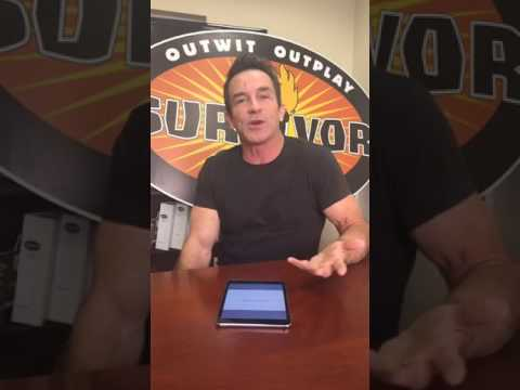 Jeff Probst answers fans' Survivor Questions