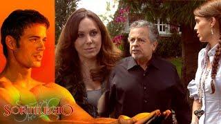 Sortilegio | Resumen C-86: ¡Helena intenta chantajear a María José!