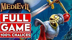 MEDIEVIL REMAKE PS4 100% Gameplay Walkthrough Part 1 FULL GAME [1080p HD] - No Commentary