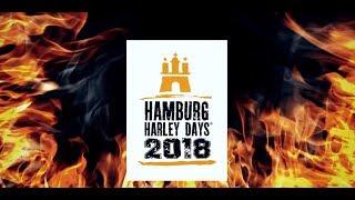 Hamburg Harley Days 2018-Film