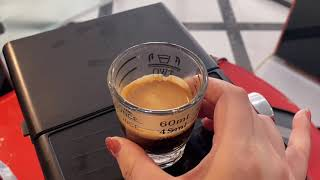 Trải nghiệm máy pha cà phê Gag…