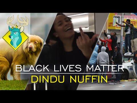 TL;DR - Black Lives Matter Dindu Nuffin