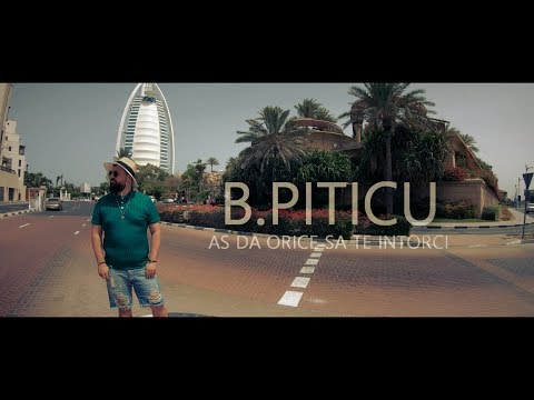 B.Piticu - As da orice sa te intorci ( Oficial VIdeo ) 4K