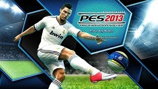 Pes 2013 - Real madrid Best Formation / Game plan