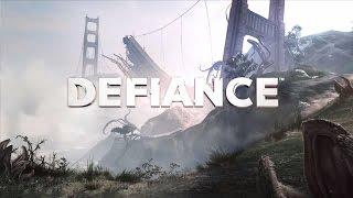 Забег по игре Defiance - Создание персонажа и обучение