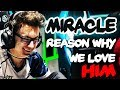 The Reason Why We Love His Gameplay - Liquid.Miracle- Dota 2