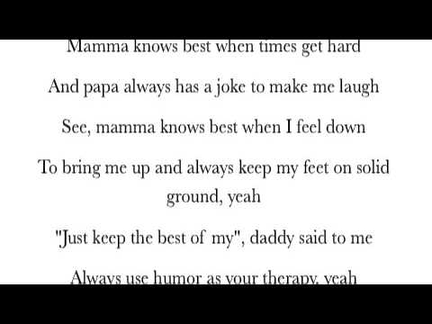 Jessie J - Mama Knows Best (Lyrics)