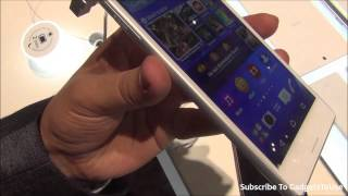 Xperia M4 Aqua Hands on Review, Camera, Price, Features, Comparison and Overview
