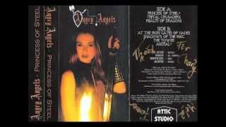 Angry Angels - Metal Crusaders (Lyrics)
