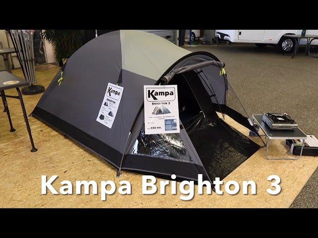 Kampa Brighton 3 - telt til 1 eller 2 personer