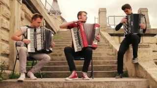 Fun. - We Are Young - Crazy Accordion Trio cover - Stafaband