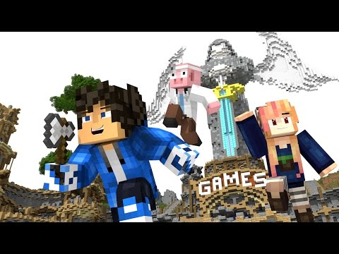 """HYPIXEL MINIGAMES"" - MINECRAFT PARODY ""SHE LOOKS SO PERFECT"" BY ""5 SECONDS OF SUMMER"""