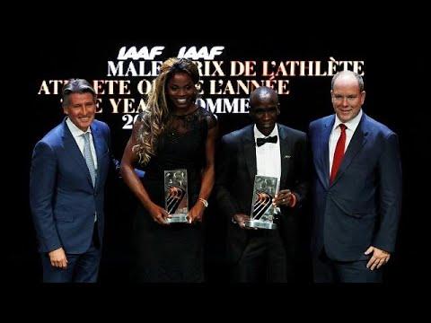 Le Kényan Kipchoge athlète IAAF de l'année thumbnail