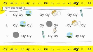39. AY Rebus Chant - Think Read Write 2 by ELF Learning