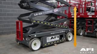 AFI MEWP Familiarisation videos Skyjack SJ3219, SJ3226, SJ3220, SJ4626, SJ4632