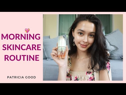 My morning skincare routine | Patricia Good thumbnail