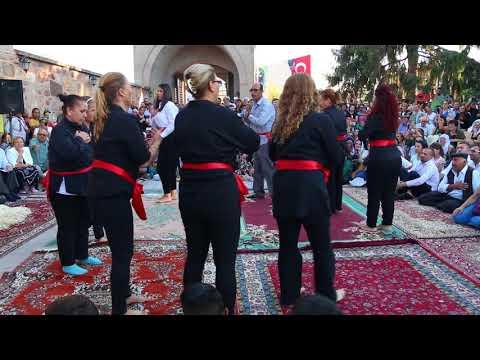 Aleviler Hacıbektaş'ta Pir'in