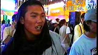 대전 비보이 bboy 댄스팀 언캐니 포스 크루의 예전 …