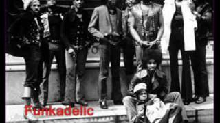 Funkadelic-Music For My Mother(1970)