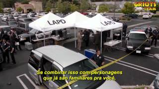 Major Crimes - Promo Legendado [PT-BR]