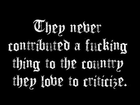 Avenged Sevenfold  Critical Acclaim Lyrics HD