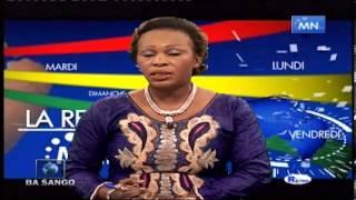 S�jour de Diop M  au Congo Brazzaville en lingala